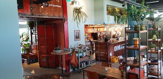 Hotel Nimma: de hippe bar en eetgelegenheid