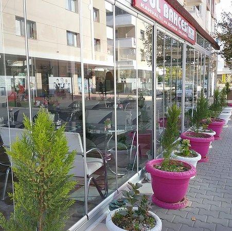 Gul Bahcesi Kahvalti ve Borek Salonu
