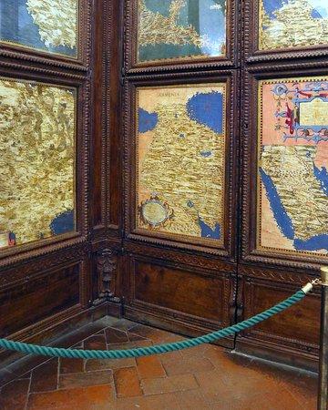 Mus.e Firenze: アルメニアの地図