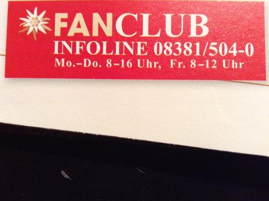 Meckatzer Bräustüble: Heissbegehrt der FAN Club mit mannigfachen Vorteilen bei kleiner Jahresgebühr