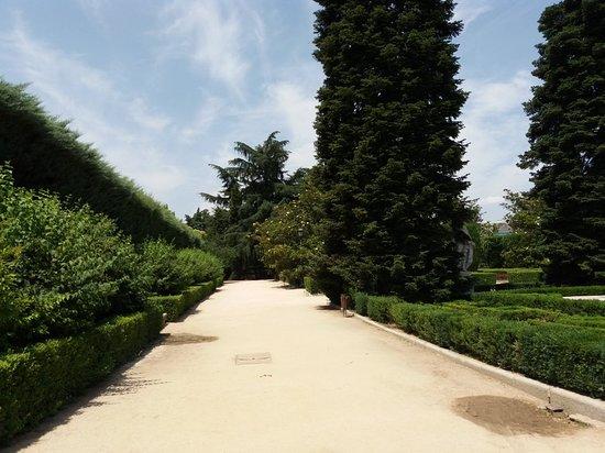 Valokuva: Jardines de Sabatini