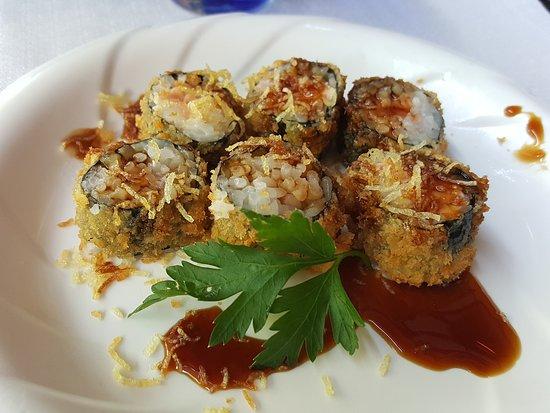 Kobe Sushi: sushi