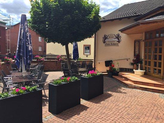 Freigericht, Duitsland: Gaststätte zum Löwen