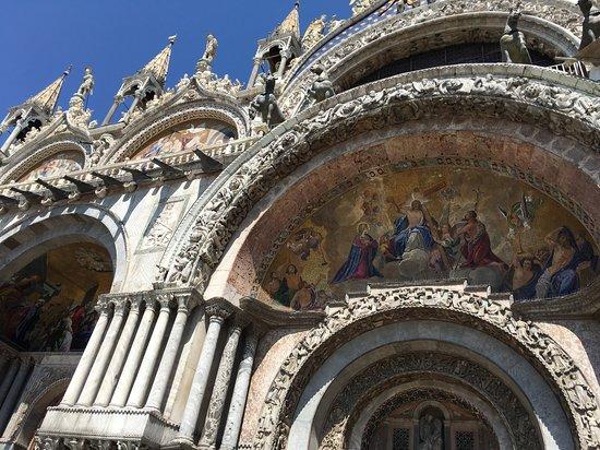 Собор Святого Марка (Базилика Сан-Марко): Détails