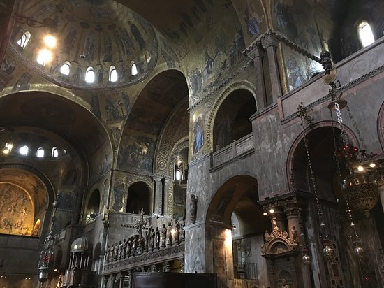 Собор Святого Марка (Базилика Сан-Марко): Autre regard sur le cloitre