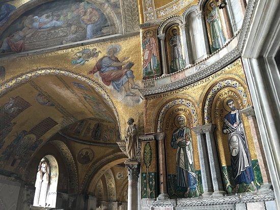 Собор Святого Марка (Базилика Сан-Марко): Peintures
