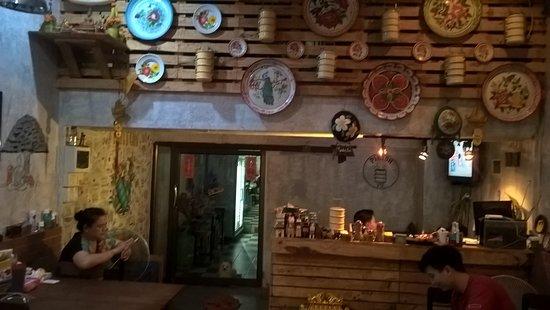 Vientiane Province, Laos: cool decor