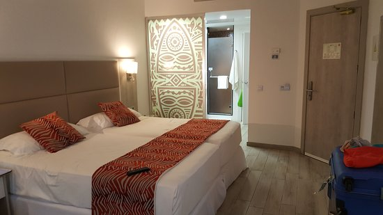 Hotel Riu Palace Cabo Verde: Chambre standard