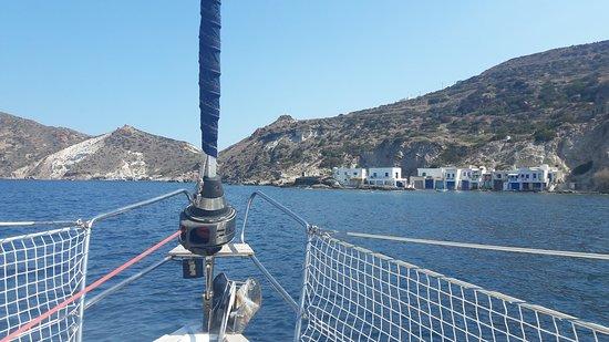 Horizon Yachts: Village de pêcheurs