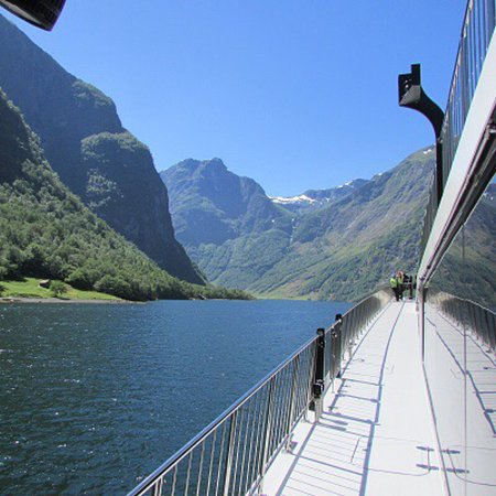 Bilde fra Flam Adventures in Western Norway
