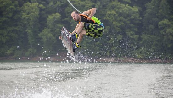 Sharps Chapel, TN: tubing  , wake boarding