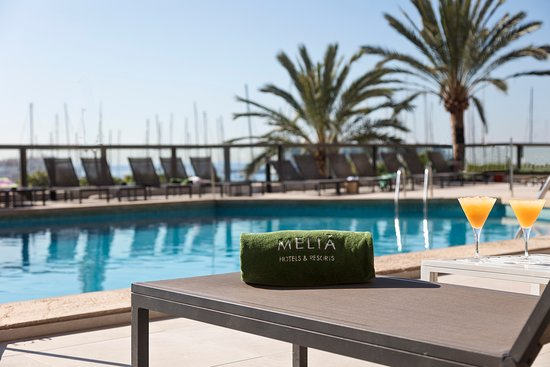 Great Hotel But Few Small Problems Review Of Melia Palma Marina