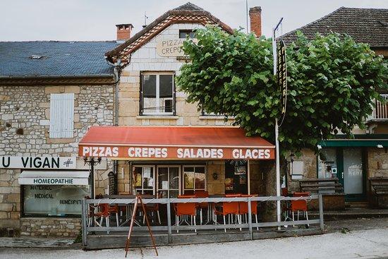 Le Vigan, France: PIZZERIA LA SCUDERIA 0565321439