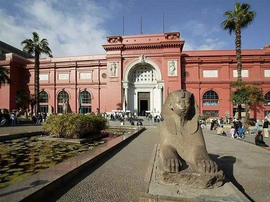 Egypte Reis: Museum