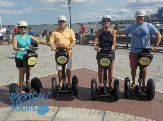Boston Segway Tours: Top rated on #tripadvisor, brings #family together, creates #memories that last a lifetime. #Bos