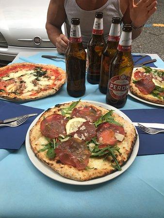 Le Figlie di Iorio: Best pizza in the world