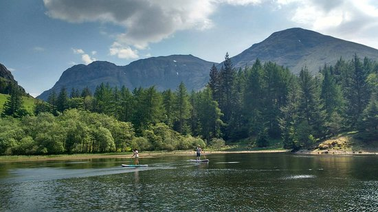 Rugged Paddleboard Glencoe