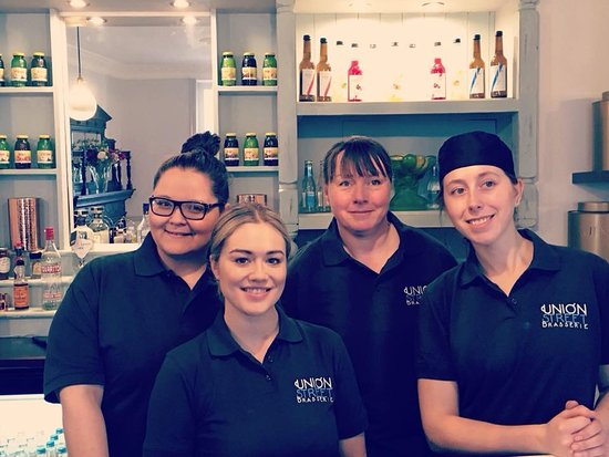 Union Street Brasserie: Some of our talented team