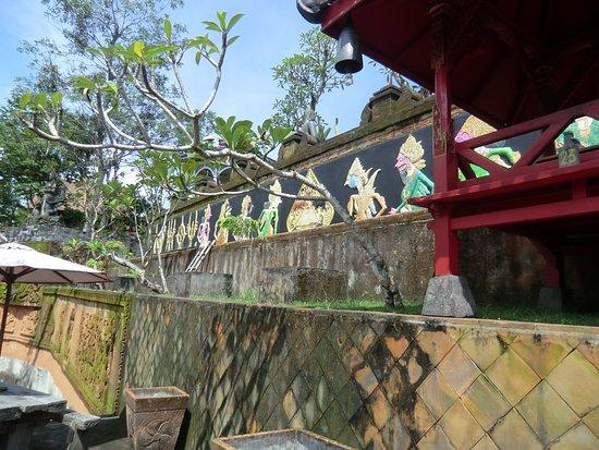 Jiwangga Resto: Restaurantanlage