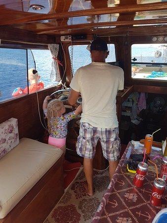 Noah Private Boat ภาพถ่าย