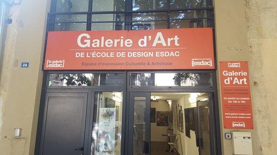 Galerie de l'Esdac