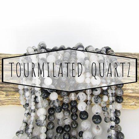 Shakti: Tourmilated Quarts