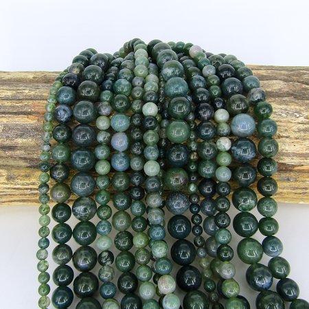 Shakti: Moss Agate