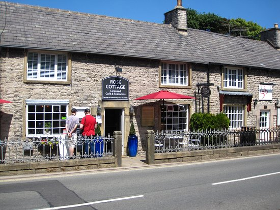 Rose Cottage Cafe and Tearoom, Castleton