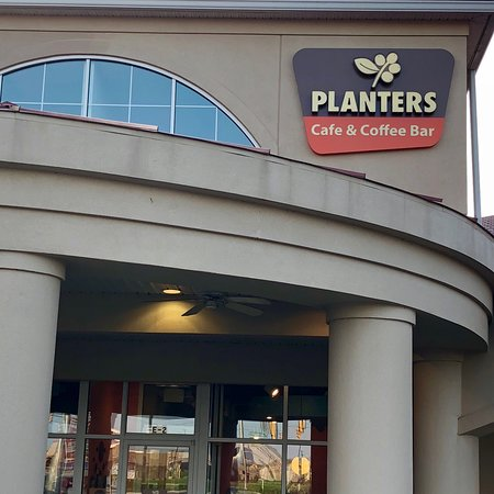 Planters Cafe & Coffee Bar