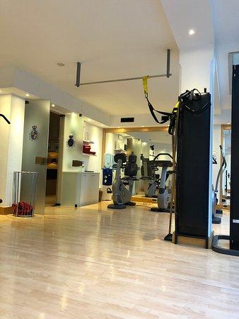 gym - Picture of Villa d\'Este, Cernobbio - TripAdvisor