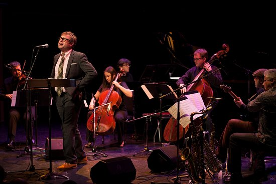 Picton, Kanada: Steven Page and the Art of Time Ensemble - Part of the Festival Players 2018 Season