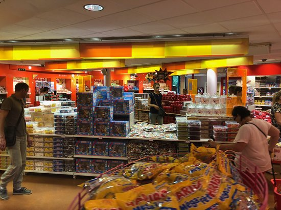 Haribo Museum: It is all real