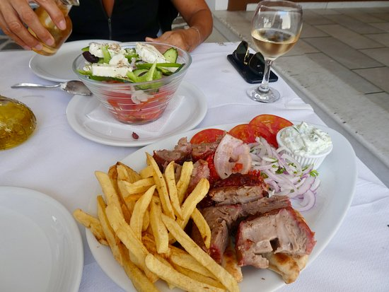 Lefto's Souvlaki & Kebab House: Shoulder pork