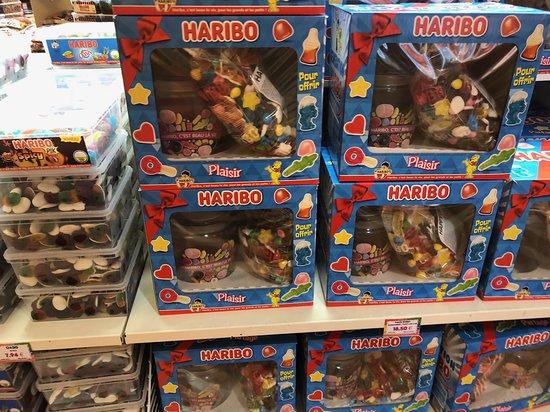 Haribo Museum: Bundled treats