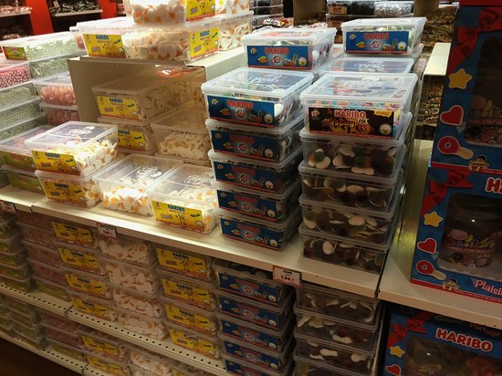 Haribo Museum: Stacks and stacks of delights