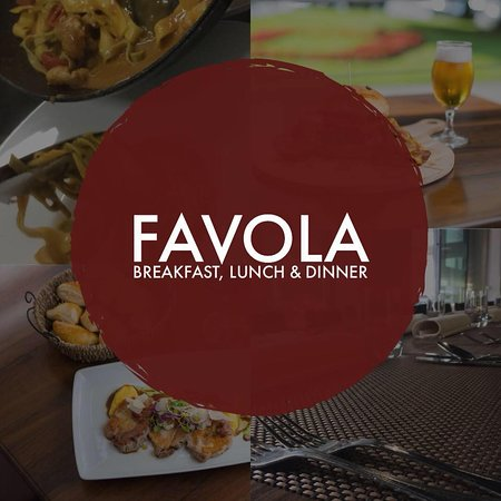 Favola Breakfast, Lunch & Dinner