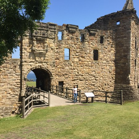 St Andrews Castle: photo2.jpg