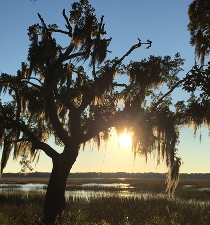 City Loft Hotel: The Sun Sets Gold on Beaufort