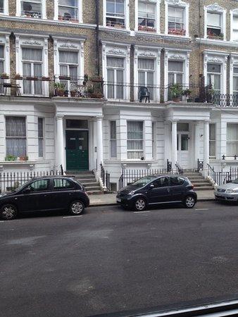 Park Grand London Kensington: via dell'hotel