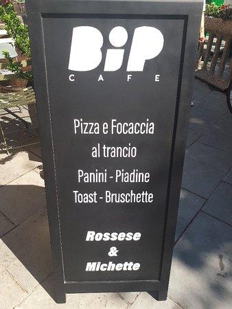 BIP Cafe: Bar In Piazza, Da Marta E Nicola