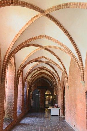 Stralsund Museum: Chiostroo