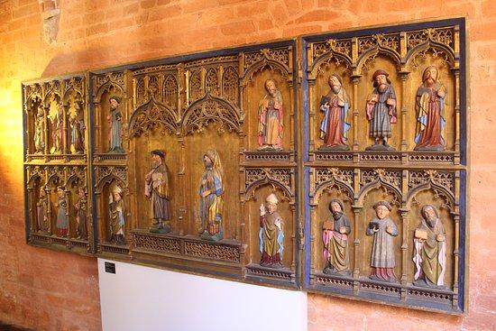 Stralsund Museum: Pala d'altare