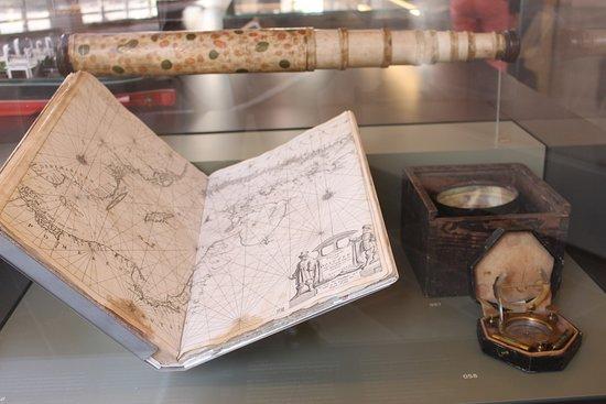 Stralsund Museum: Strumenti di navigazione
