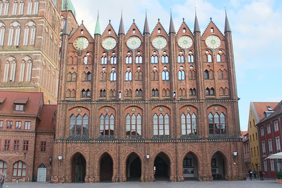Rathaus Stralsund: Rathaus