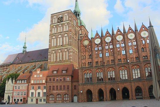 Rathaus Stralsund: Alter Markt