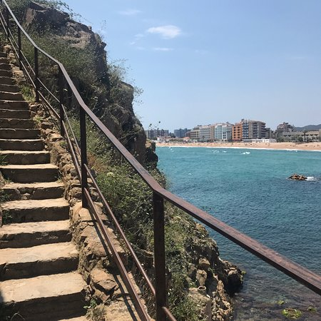 Фотография Playa de S'Abanell