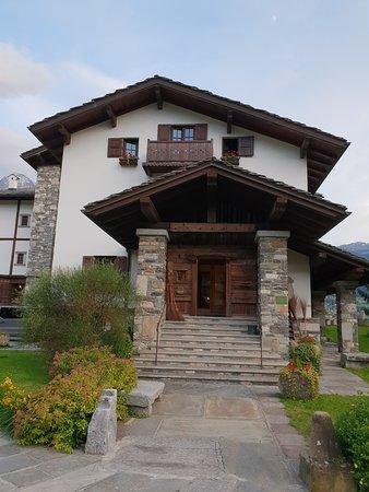 Hotel Milleluci: ingresso