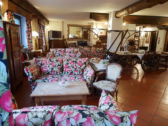 Hotel Milleluci: sala interna
