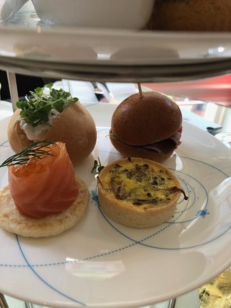 The Drawing Rooms: Savoury treats