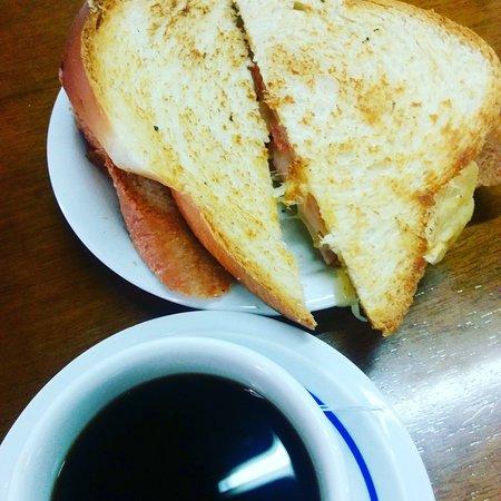 Ortigueira, PR: O melhor pão com salame e café!